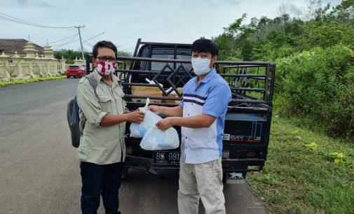Dibulan Penuh Berkah, PT.LCL Berpartisipasi Salurkan Bantuan Sembako di PALI