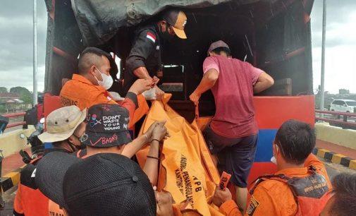 Mayat Nuramin Ditemukan Mengapung di Pinggir Sungai Pinang