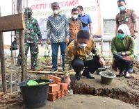 Peletakan Batu Pertama Masjid Hayya Alal Falah