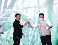 Herman Deru Bawa Sumsel Jadi Provinsi Penyanggah Pangan Nasional
