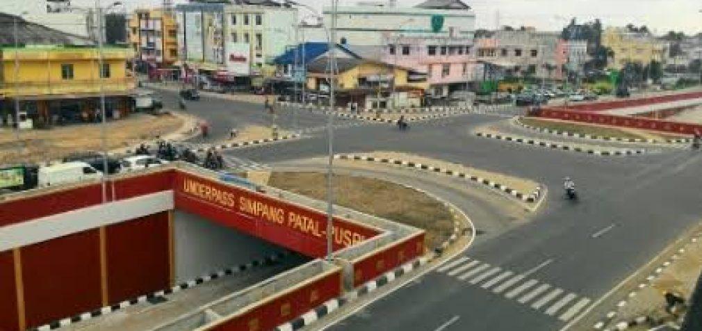 Pembebasan Lahan Underpass Simpang Charitas Dimulai Tahun Ini