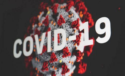 Sebaran Kasus Covid-19 per Tanggal 15 Mei