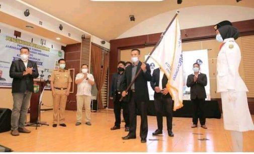 Novlis Heriansyah Pimpin Pengcab JMSI Prabumulih
