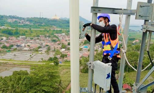 XL Axiata Terus Perluas Jaringan Jaringan 4G Jangkau 92% Desa di Lampung