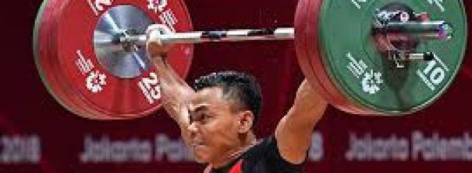 Eko Yuli Raih Perak Olimpiade Tokyo 2020