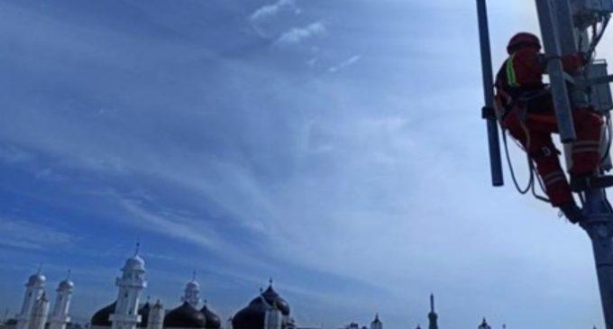 Jaringan XL Axiata Jangkau 5.102 Desa di Provinsi Aceh