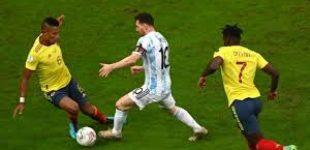 Tekuk Kolombia, Agentina Bertemu Brazil di Final Copa Amerika 2021