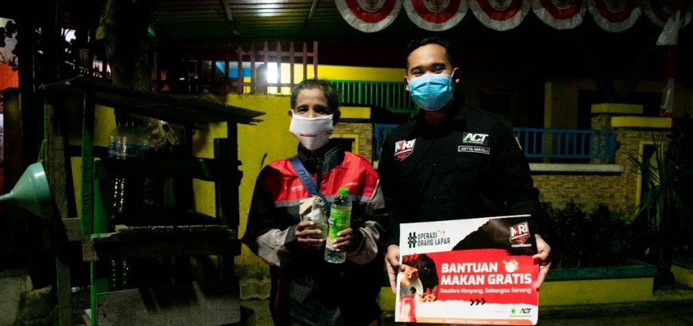 Gelar Operasi Pangan Gratis untuk Prasejahtera dan Isoman di Palembang, ACT Ajak Masyarakat Saling Bantu