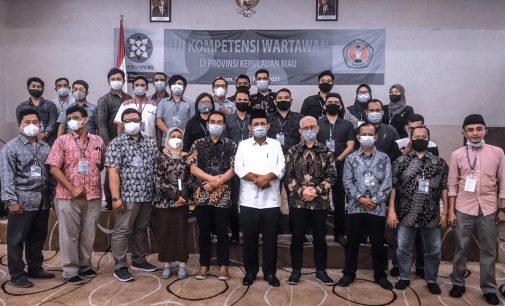 UPNV Yogyakarta – Kedubes AS Gelar Pelatihan Wartawan di Perbatasan Kepri