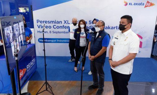 Serentak di Medan,  XL Axiata Gelar Sentra Vaksinasi dan Pengenalan Jaringan 5G