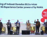 Indosat Ooredoo Luncurkan Layanan 5G di Surabaya