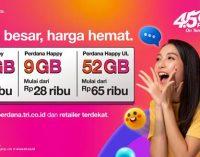 3 Indonesia Berikan Kuota Besar dengan Harga Hemat