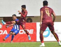 Hajar PSPS 3-0, Sriwijaya FC Kokoh di Puncak Klasemen